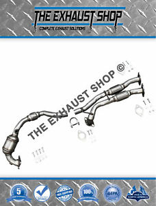 Catalytic Converter For 2012 2016 Cadillac Srx 3 6l Front Brand New Free Gaskets