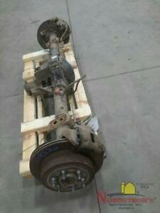 2007 Ford F150 Pickup Rear Axle Assembly 3 73 Ratio Open