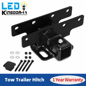 Tow Trailer Hitch 2 Receiver For 2018 2021 Jeep Wrangler Jl Jlu 2 0 3 6l 3500lb