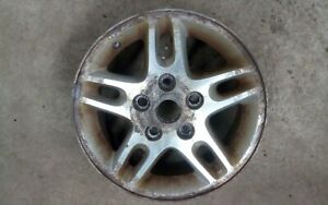 2002 2004 Jeep Grand Cherokee 16 5 Spoke Aluminum Wheel Rim 560 09041