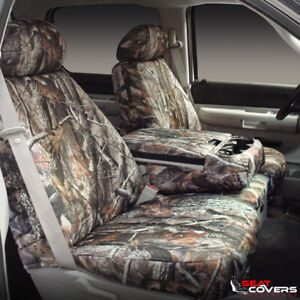 Custom Fit Camo Front Seat Covers For The 2011 2020 Jeep Grand Cherokee