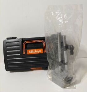 Mitutoyo 7010sn Magnetic Stand Base Indicator Holder New Sealed W Case 7010 Sn