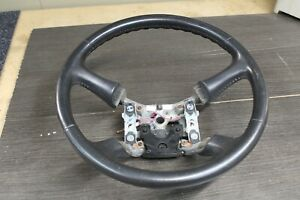 99 02 Chevy Chevrolet Tahoe Suburban Silverado Leather Steering Wheel