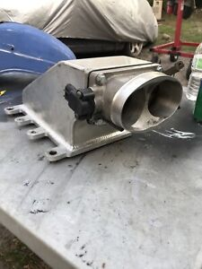 Ford Lightning Turbo Hat Second Gen Fits 97 To 93 Throttle Body Not Included
