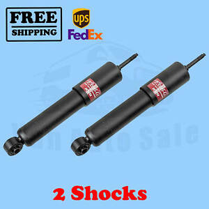 Kyb Front Shocks Gr 2 Excel G For Nissan Frontier 2wd 2002 04 Kit 2