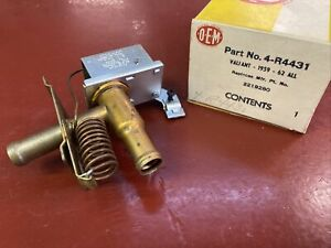 1960 1962 Plymouth Valiant 1961 1962 Dodge Heater Control Valve 2219280