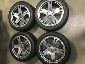 Set Of 4 Toyota Tundra Sequoia Lc Lexus Lx570 Trd 22 Forged Alloy Wheels