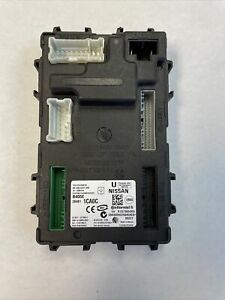 Infiniti Body Control Module Bcm Match Part Number 284b1 1ca0c