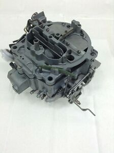 Rochester Quadrajet Carburetor 17054943 1971 Cadillac 472 500 Engine