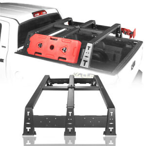 13 High Bed Rack Truck Rear Luggage Carrier Mount For Toyota Tundra 2014 2021