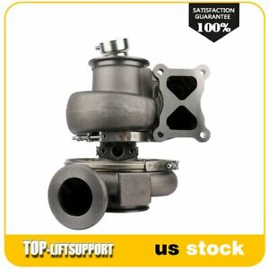 High Pressure Twin Turbocharger Compressor For Caterpillar Cat C15 Acert 3299987