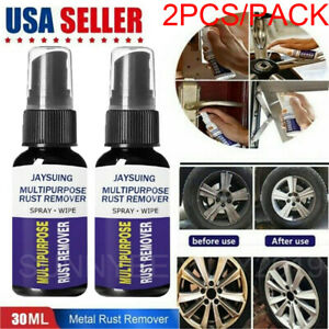 Multi Purpose Rust Remover Rust Inhibitor Derusting Spray Car Home Cleaning Tool