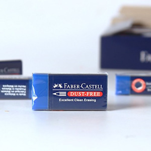 Faber Castell Eraser Dust Free Specially Formulated For Art Graphic Use