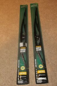 2 28 Dodge Chrysler Grand Caravan Voyager Town Country Wiper Blades 96 07