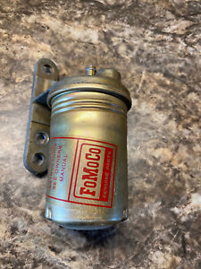 1962 1963 1964 1965 Ford Galaxie Fairlane Mustang Remote Fuel Filter 427 390