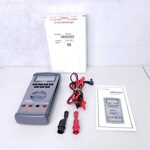 Blue Point Digital Multimeter Dmm With Test Leads Tested And Works Dmsc683a