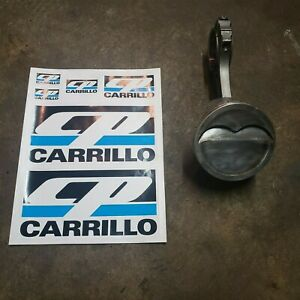 Sbc Custom Cp Carillo Pistons And Scat Icr 5 7 Rods