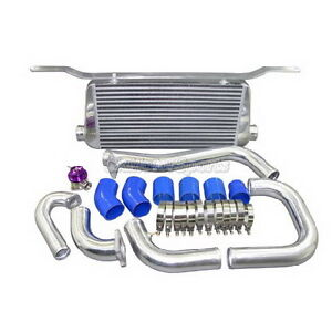 Front Mount Intercooler Kit For 95 99 Eclipse 2g 4g63 Gst Gsx