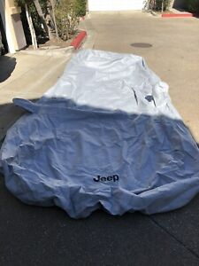 Jeep Grand Cherokee Cover