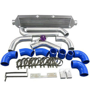 Cxracing Aluminum Intercooler Kit For 2010 2013 2nd Gen Mazdaspeed3 2 3l Disi
