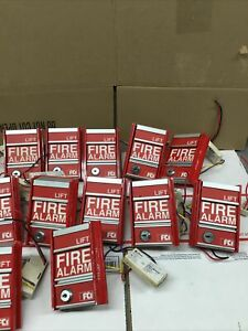 Gamewell Fci Ms 2 Fire Alarm Manual Pull Station