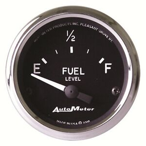 Autometer 201011 Cobra Electric Fuel Level Gauge