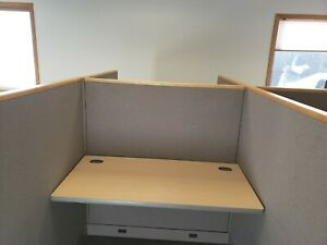 Cubicles 6 Pack Used