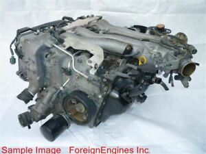 94 95 96 97 Toyota Previa Supercharged Engine 2tz fze 2 4l 2tzfze Motor