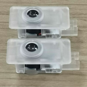 2x Led Door Light M Performance Logo Projector For New Bmw 3 Series G20 2019