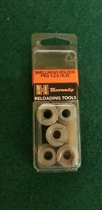 New Hornady Lock N Load shell holder 1 2 5 16 and 35. 223 308 $55.00