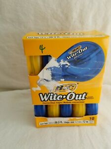 Bic Wite out Correction Tape Non refillable 10 Pk New