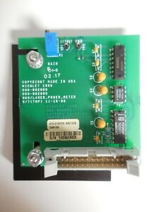 Thermo Nicolet 000 882800 410 018700 960 Laser Power Meter Board
