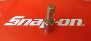 Snap On Tools 1 2 Drive 12mm Hex allen Socket Driver Sam12e Nice Ships Free