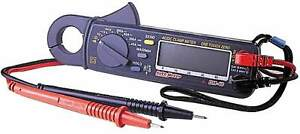 Autometer Dm 40 Digital Inductive Amp Probe And Multimeter