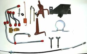 Mopar 1968 70 B Body 440 6 Six Pack Installation Kit Charger Road Runner Gtx