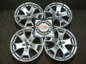 2021 Ford Bronco 17 Wheels Aluminum Factory Oe New Take Offs 5x108 17x7 37mm