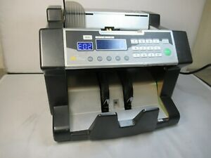 Royal Sovereign Rbc 3100 Bill Counter With Uv Mg Counterfeit Detector 1734g