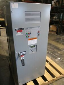 Asco 7000 Series Automatic Transfer Switch J07atsb30400n5xc 400a 480v 60hz 4p