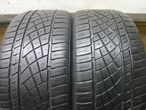 2 255 35 20 97w Continental Extreme Contact Dws 06 Tires 6 6 5 32 1df 2017