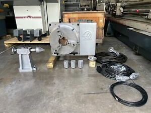 Haas Hrt 450 17 70 Cnc Rotary Table Tailstock Usa gmt 2647