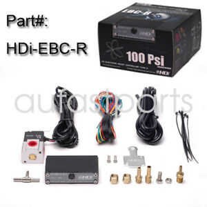 Aus Hybrid Hdi Turbo Electronic Boost Controller Ebc Simple Install
