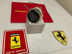 Ferrari 208 308 Gt 4 Gtb Gts Quartz Clock Used Part