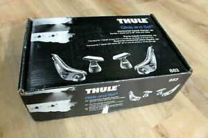 New Thule Glide And Set Horizontal Kayak Carrier 883