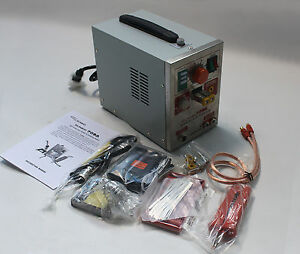 220v 709a 1 5kw Battery Spot Welder Micro computer Pedal Control Soldering