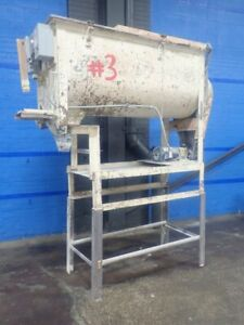 Ribbon Blender 2 Hp 07201800014