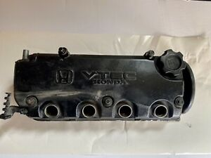92 95 Honda Civic V tec Valve Cover D16z6 D series 96 2000 Oem Oil Cap