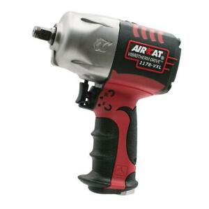 1 2 Inch Pneumatic Air Impact Wrench With Built In Silencer Lightweight Housing