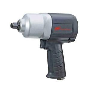1 2 Inch Drive Composite Air Impact Wrench Twin Hammer Mechanism Variable Speed