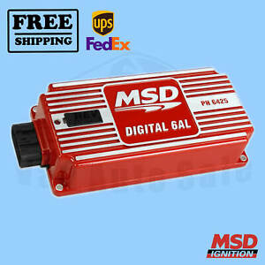 Ignition Control Module Msd Msd6425