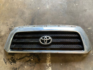 2007 2008 2009 Toyota Tundra Grille Grill Oem Used 531000c150